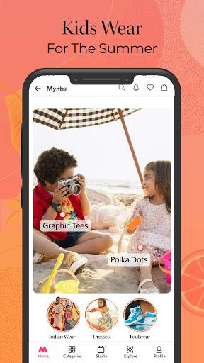 Myntra Online Shopping App - Shop Fashion & more screenshot 5