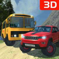Offroad Simulator Online: 8x8 & 4x4 off road rally on APKTom