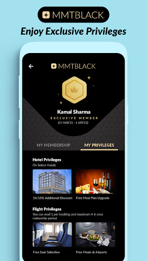 MakeMyTrip Travel Booking: Flights, Hotels, Trains screenshot 8