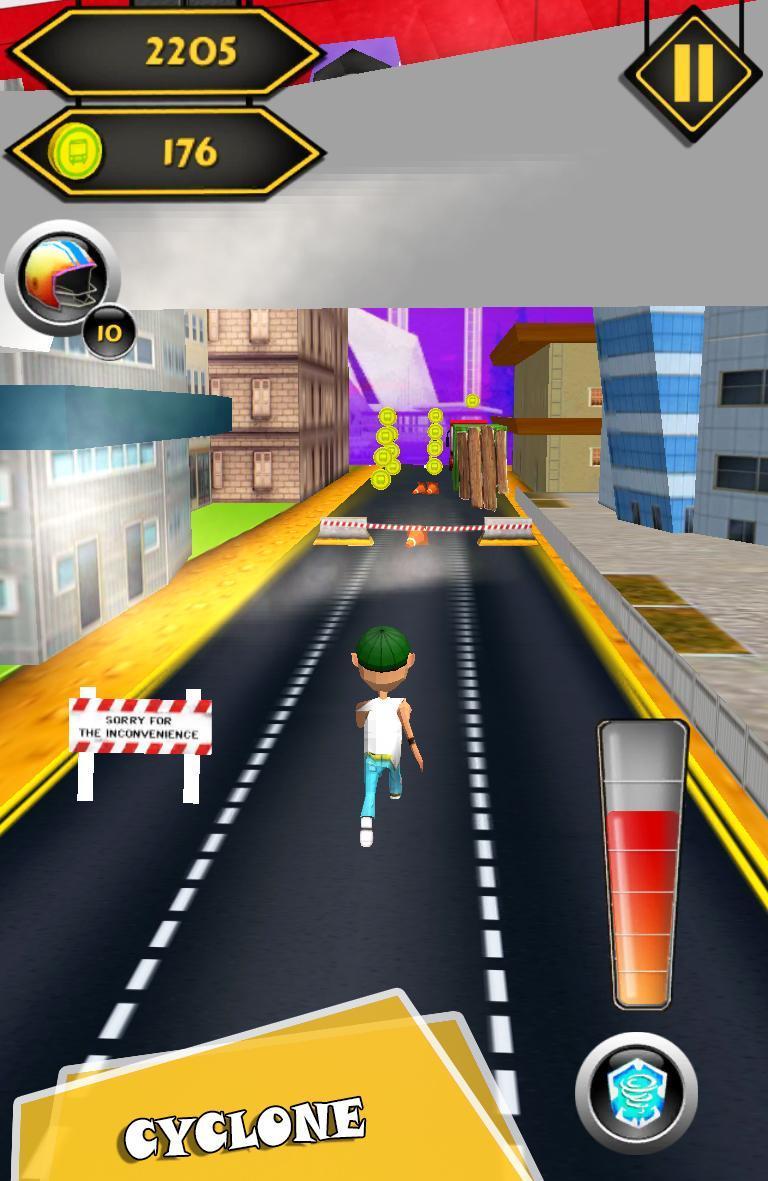 Extreme Metro Run 4 تصوير الشاشة