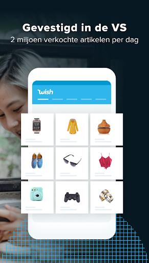 Wish – Winkelen is leuk screenshot 3