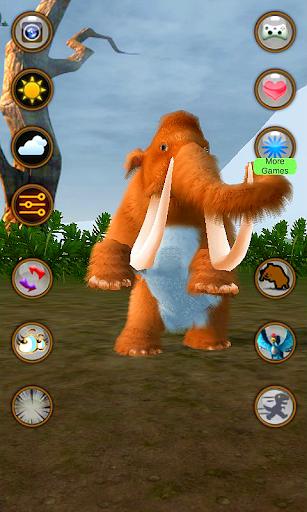 Talking Mammoth screenshot 2