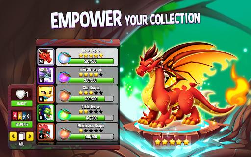 Dragon City Mobile screenshot 15