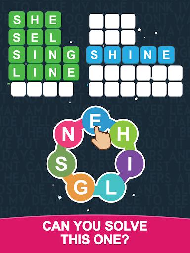 Word Search Sea: Unscramble words स्क्रीनशॉट 8