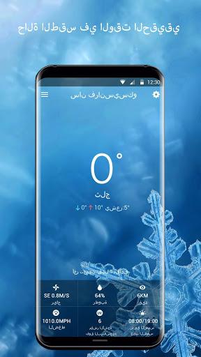 القطعة توقعات الطقس 4 تصوير الشاشة
