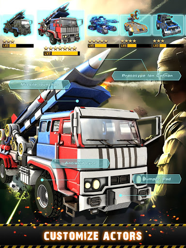 Glory of War - Mobile Rivals screenshot 13