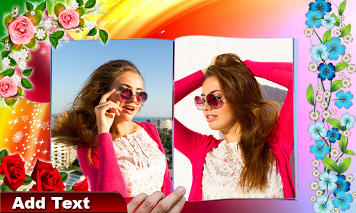 Photobook Photo Editor – Dual Frames Photo Collage screenshot 4