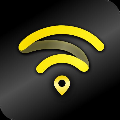 WeShare: Share WiFi Worldwide freely icon