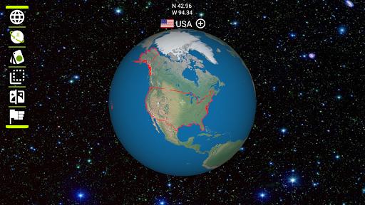 Earth 3D screenshot 1