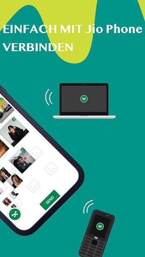 Xender -Share it,Musik & Video teilen, Foto teilen screenshot 2