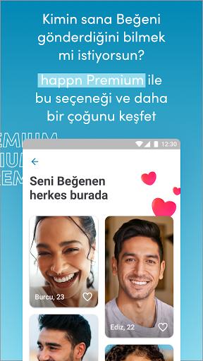happn – Sohbet, aşk ve buluşma screenshot 8