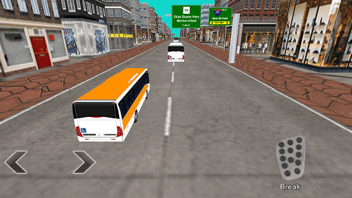 City Bus Simulator 3D screenshot 3