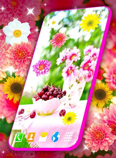 HD Summer Live Wallpaper 🌻 Flowers 4K Wallpapers screenshot 8