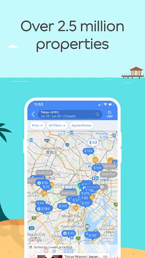 Agoda screenshot 2