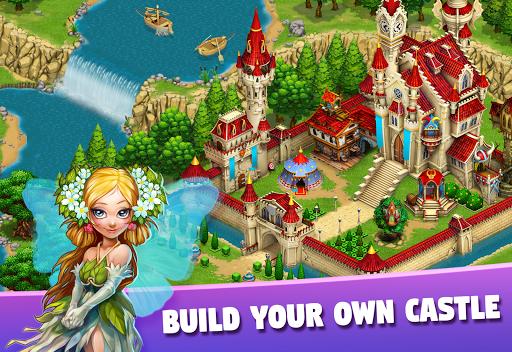 Fairy Kingdom: World of Magic and Farming 1 تصوير الشاشة