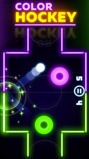 Color Hockey screenshot 6