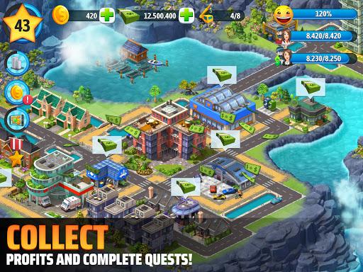 City Island 5 - Tycoon Building Simulation Offline 17 تصوير الشاشة