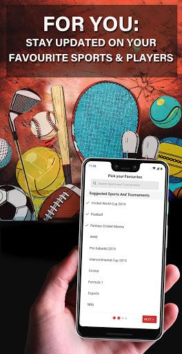 Sportskeeda screenshot 6