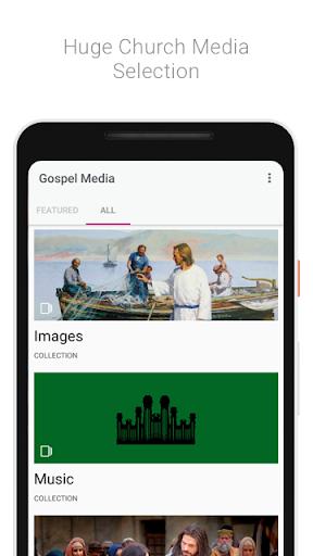 Gospel Media screenshot 2