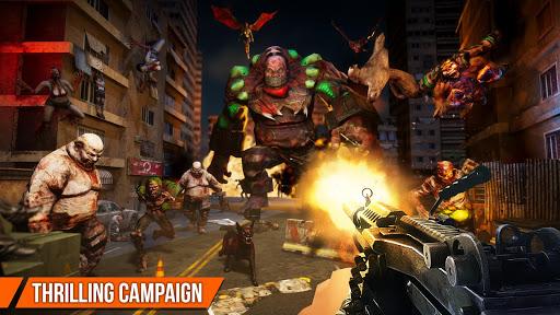 DEAD TARGET: Offline Zombie Games screenshot 15