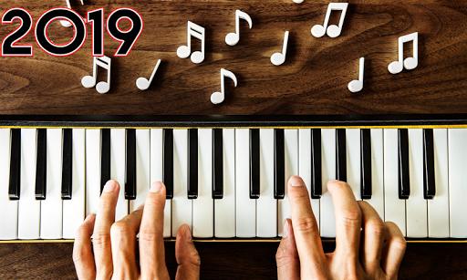 Real Piano Learning Keyboard 2020 3 تصوير الشاشة