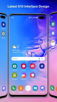 Galaxy S10 Launcher for Samsung 2 تصوير الشاشة