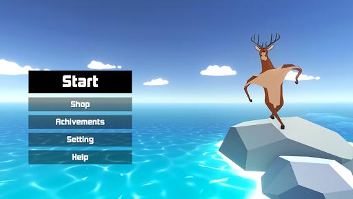 Deer Simulator 2 Game - Hero Gangster Crime City screenshot 5