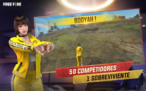 Garena Free Fire: Revolución screenshot 2
