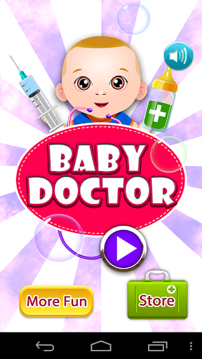 Baby Doctor Office Clinic screenshot 1