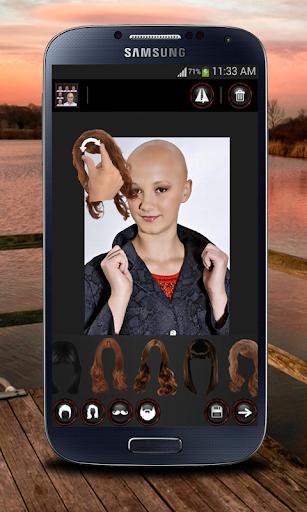 Face Hair Changer Men-Women screenshot 5