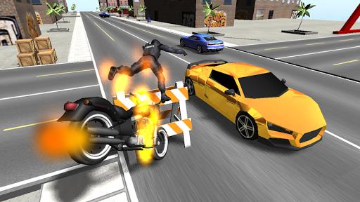 Moto Fighter 3D screenshot 3