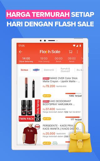 Lazada Indonesia - Aplikasi Belanja Online Terbaik screenshot 12