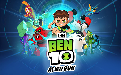 Ben 10 Alien Run screenshot 8