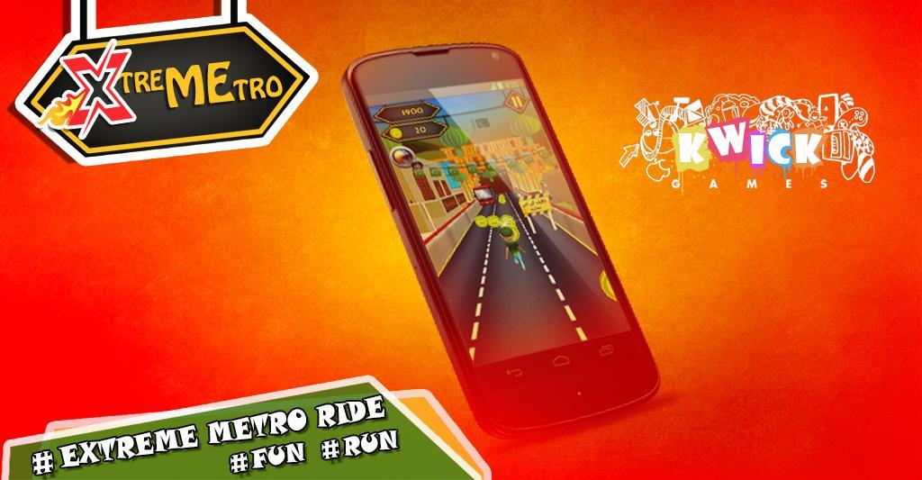 Extreme Metro Run 7 تصوير الشاشة