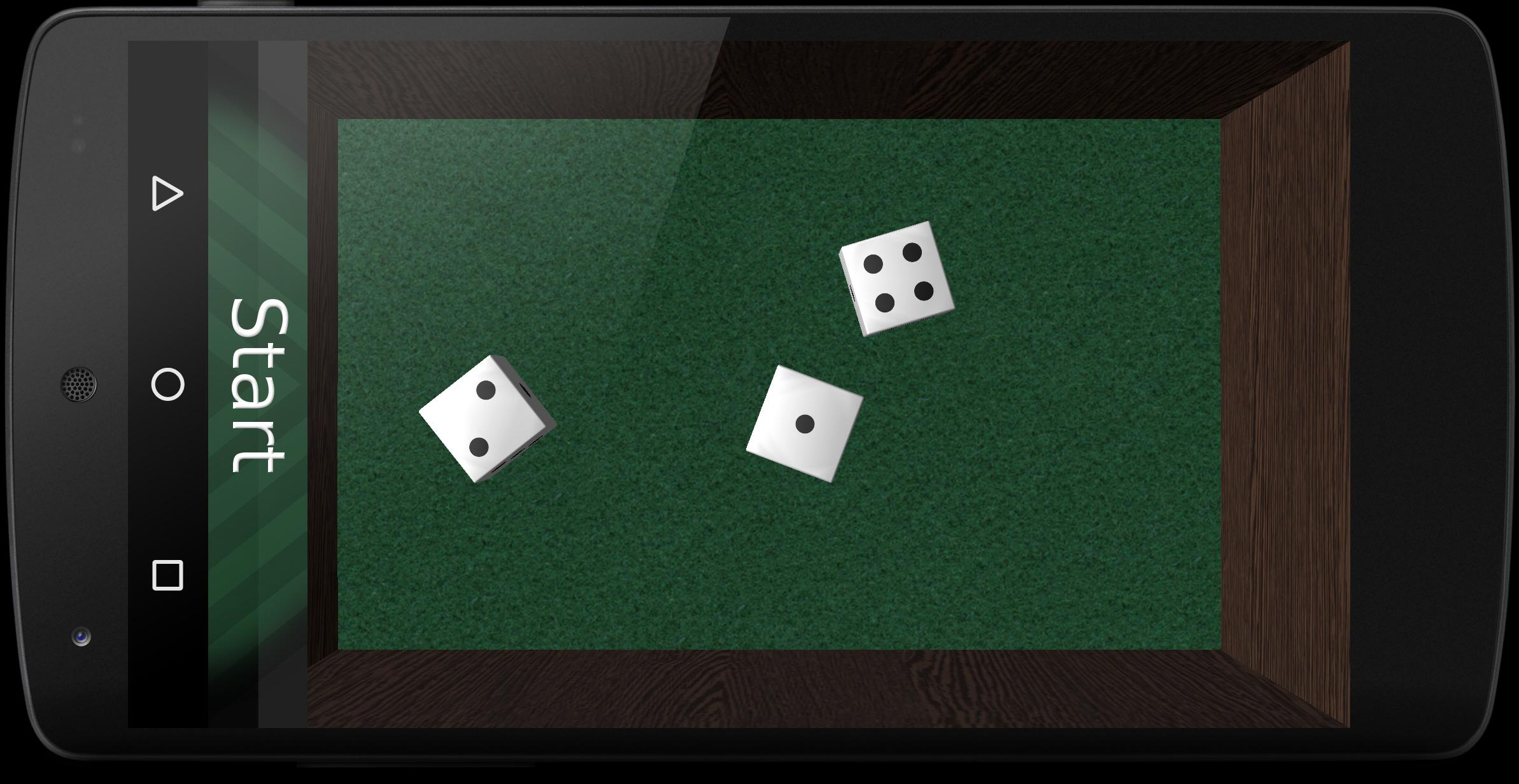 3Dice Duel screenshot 2