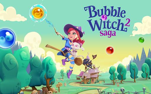 Bubble Witch 2 Saga screenshot 11