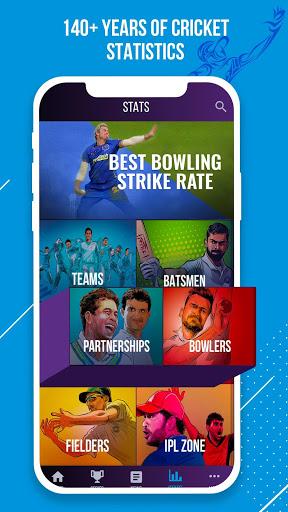 CricketNext – Live Score & News 6 تصوير الشاشة