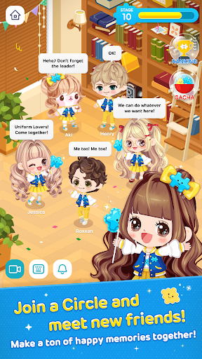 LINE PLAY - Our Avatar World screenshot 15