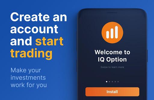 IQ Option – Online Investing Platform скриншот 4