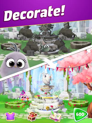 Angry Birds Match 3 17 تصوير الشاشة