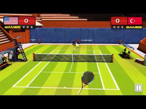 Play Tennis screenshot 1