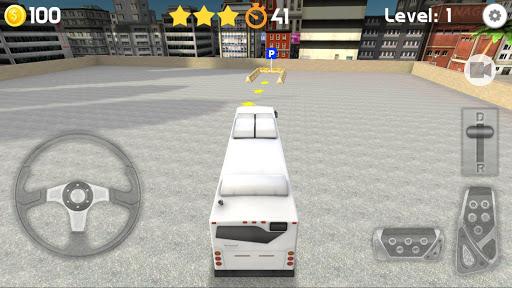 Bus Parking 3D screenshot 7