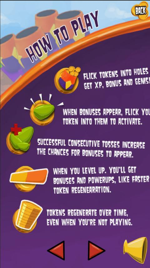 Token Toss screenshot 2