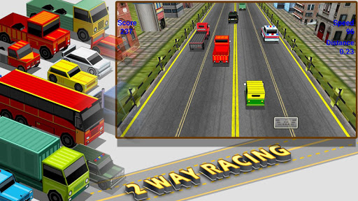 2Way Racing3D screenshot 5