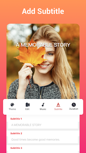 SlidePlus - Photo Slideshow Maker screenshot 7