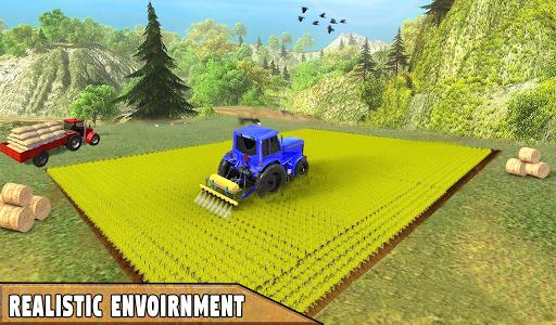Real Farming Simulator Game screenshot 1