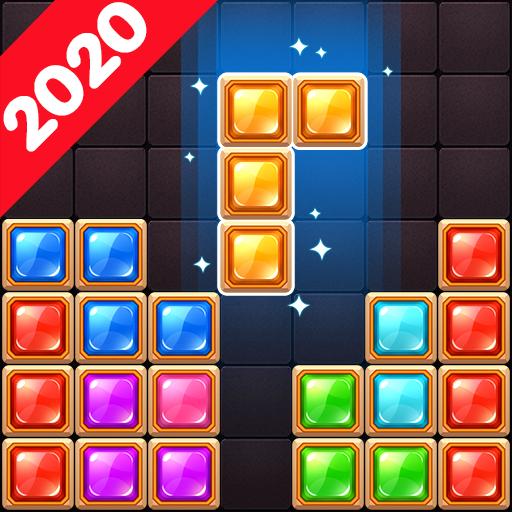 ikon Block Puzzle Gem: Jewel Blast Game