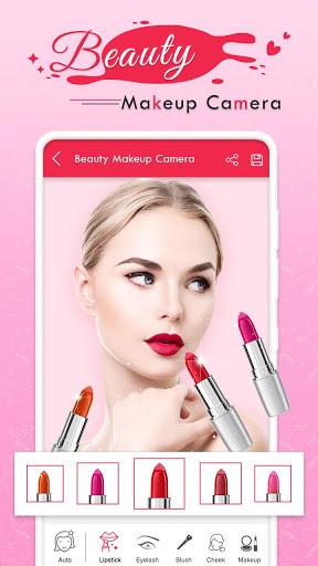 Beautify Me Makeup Camera - Beauty Camera screenshot 3