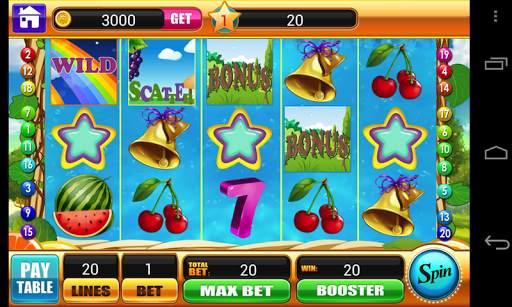 Classic 777 Fruit Slots -Vegas Casino Slot Machine screenshot 2