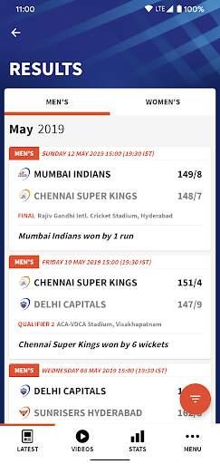 IPL 2020 screenshot 4